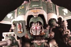 Imperial Knight Face (cristafa_m) Tags: 40k warhammer imperialknight