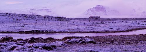 Myrdalur Snow
