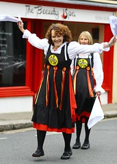 Sandwich Folk & Ale Festival 2014 (Graham  Sodhachin) Tags: festival dance kent dancers dancing folk ale sandwich morrisdancers clog 2014 arcelia wolfsheadvixen bishopgundulfs alexandermckay tribalbanshees sandwichfolkalefestival morenadancecompany