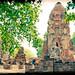 2014-06-05 Thailand Day 14, Wat Maha That, Ayutthaya