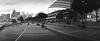 Sun down at Marina Bay Sands (VLKong) Tags: film singapore acros100 horizonperfekt marinabaysands