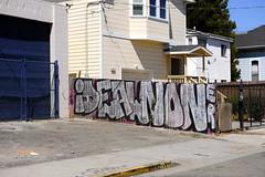 IDEAL, NONER (STILSAYN) Tags: california graffiti oakland bay east area ideal 2014 noner