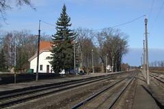 Kokneses dzelzceļa stacija, 10.04.2011.