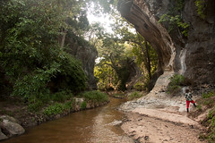 Archway Gorge (zimbart) Tags: archway cheringomaside gorongosanationalpark mozambique africa