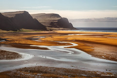 The colors of Iceland (explore) (Anne.Berger) Tags: iceland island beach strand kste coast atlanticcoast landscape landschaft