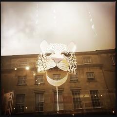 Tiger Mask (breakbeat) Tags: hipstamatic oxford instameet instagrammeetup photowalk city hipstamaticapp penshop tiger mask reflection