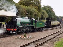 777 Sir Lamiel (Jason_Hood) Tags: 777 30777 sir lamiel southern railway king arthur class 460 n5