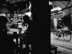 District 4. #saigon #hcmc #vietnam #guardiantravelsnaps #triipme #dailylife #streetscene #street #guardiancities #everydayvietnam #everydayasia #ig_vietnam #igers #people #bw #blackandwhite #ig_bw #monochrome #mono #cafe #coffee #silhouette (genochio) Tags: saigon vietnam hcmc