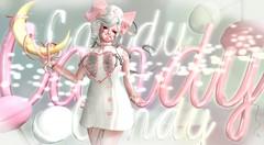 "Candy Nurse ~ (LaDonna Oceanlane - ""Lala"") Tags: ladonnaoceanlane neonspiderfoot secondlife cubiccherrykreations cubiccherry doe catwa paperrabbit thewhitecrow cureless moonamore curemore maitreya naminoke anlar mementomori candyfair epiphany theepiphany thenightmareevent nightmare sanarae halloween creepy bloody cute fantasy nurse candy blah"