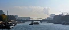 Paris Thursday (33) (C. B. Campbell) Tags: nikond5200 river seine boats paris france