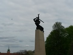Monument to the Heroes of Warsaw (Joe-2016) Tags: monument heroes warsaw poland shoa שׁוֹאָה נאצים השואה