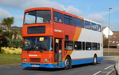 Stagecoach South 16502 - NDZ3020 (Southern England Bus Scene) Tags: stagecoach scs railreplacement portchester 16502 ndz3020 r502uwl