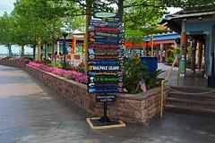 You Really Get Around- horizontal (Michiale Schneider) Tags: sign putinbay southbassisland ohio youreallygetaround colorful metal
