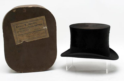 Top Hat with Box ($123.20)