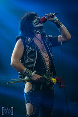 Kiss Forever Band 20161014 #10 (gab.imre) Tags: rock rocknroll live concert kiss kissforeverband budapest guitar catman