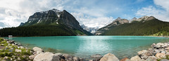 Lake Louise (stephenyao.com) Tags: glacier nature beauty banff canada lake water snow outdoors adventure hiking backpacking louise national park panorama turquoise