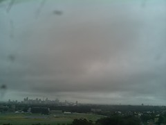 Sydney 2016 Oct 22 10:43 (ccrc_weather) Tags: ccrcweather weatherstation aws unsw kensington sydney australia automatic outdoor sky 2016 oct morning