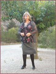 2016 - 10 - 20 - Karoll  - 006 (Karoll le bihan) Tags: femme feminization feminine travestis tgirl travestie travesti transgender effeminate transvestite crossdressing crossdresser travestisme travestissement fminisation crossdress lingerie escarpins bas stocking pantyhose stilettos