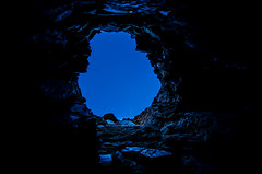 Cheminee des Capucins (nolyaphotographies) Tags: crozon roscanvel chemine capucins falaise roche mine cave fort vauban finistere bretagne france nikon d7000 ciel landscape