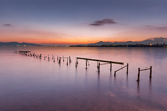 Pier No. 6 (Alexandros Maragos) Tags: aspropirgos aspropyrgos nature landscape sea sunset pier greece alexandrosmaragos