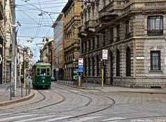 ATM 712 (Luca Adorna) Tags: atm atmmilano tram trammilano sabbiera sabbieraatm 712 sabbiera712 milano milan biverde sabbierabiverde urban urbano atm700 sandpit piazzacordusio cordusio