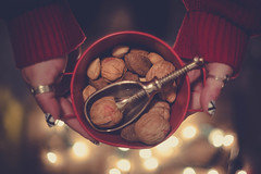 I'm nuts about you... (Fire Fighter's Wife) Tags: nikon nikond750 mixednuts nuts walnuts pecans almonds christmas 25daysofchristmas bokehlicious bokeh lights lighting lightroom lightandshadow vintage vintagestilllife vintagefeelings vintagelens vintageprocessing pentacon1850mm winter december hands rings sweater cozy warm cotton fingers dreams dreamy dreamers dreaming inspiration inspirational imagination creative happyholidays seasonsgreetings holiday holidays love hazelnuts