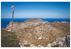 Antikythera island, Greece (Patsnik) Tags: kythera island greece aegean ionian sea summer antikythera beach waves sky mountain outdoor borders sand rocks landscape   limni         photo border coast southern lighthouse |     shore rock seaside water ocean bluff ridge cliff top    dry  wind