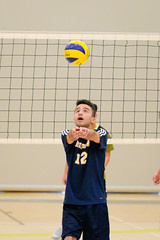 2016 Extramural Volleyball vs. Humber North-23 (centennial_colts) Tags: green scream 2016 2016ocaa extramural centennial colts centennialcolts college humber volleyball mens womens coed