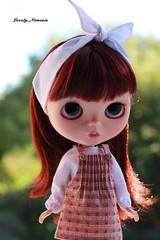 Mairin, nuevo look de mano de Laura Díaz @pimkaboo y vestida por @melinda.patoduck