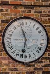 24hr clock at Greenwich (21mapple) Tags: london clock time