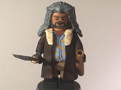 Lego The Walking Dead: King Ezekiel (DaLastPrime) Tags: twd walkingdead ezekiel kingdom shiva