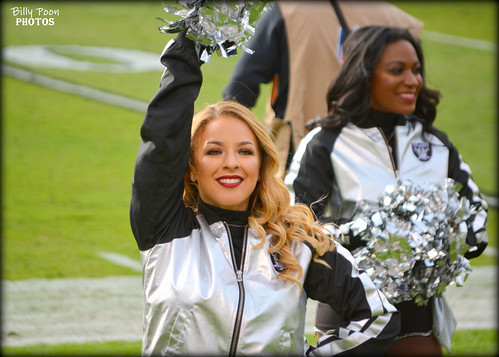 2016 Oakland Raiderette Angel