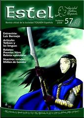 Sociedad_Tolkien_Espanola_Revista_Estel_57_portada (Sociedad Tolkien Espaola (STE)) Tags: ste estel revista tolkien esdla lotr