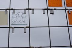 Tautendorf (Harald Reichmann) Tags: niederösterreich kamptal tautendorf wachtberg kunstindernatur quadrat glas text schrift sabinemuellerfunk