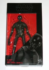 star wars the black series 6 inch action figures 2016 red packaging rogue one #24 K-2SO rogue one hasbro misb a (tjparkside) Tags: star wars black series 6 inch action figures 2016 red packaging rogue one 24 k2so hasbro misb tbs six reprogrammed imperial security droid droids rebel alliance secret base insertion agent disney story