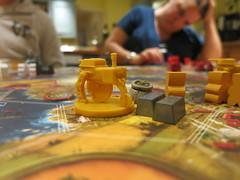 tractor mechs (cleanskies) Tags: game kickstarter scythe miniatures