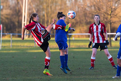Altrincham LFC vs Stockport County LFC - December 2016-140 (MichaelRipleyPhotography) Tags: altrincham altrinchamfc altrinchamlfc altrinchamladies alty amateur ball community fans football footy header kick ladies ladiesfootball league merseyvalley nwrl nwrldivsion1south nonleague pass pitch referee robins shoot shot soccer stockportcountylfc stockportcountyladies supporters tackle team womensfootball