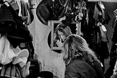 in the Mirror (heiko.moser (+ 10.600.000 views )) Tags: mirror sw schwarzweiss street strasse streetart schwarzweis streetfotografie streetportrait streetfoto spiegel people personen publicity person potrait leute menschen monochrom mono women woman frau eyecatch einfarbig entdecken teen teens canon candid city bw blackwhite blancoynegro noiretblanc nb nero heikomoser