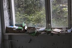 Zone Of Alienation – Pripyat: Hospital No 126 / Creative Commons (Wendelin Jacober) Tags: zone of alienation – pripyat hospital no 126 tschernobyl 2016 ghosttown lostplace lost place spital verlassenes verlassen altes