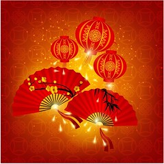 free vector Happy Chinese New Year 2017 Lanterns Background (cgvector) Tags: 2017 animal art background banner bird card celebration character chicken chinese concept coupon cover design discount drawing ethnicity fashion gold graphic greeting happy holiday horoscope illustration market new offer poster price red rooster sale shopping sign special sticker style symbol template traditional trendy tribal vector web year zodiac newyear happynewyear winter party chinesenewyear wallpaper color event happyholidays china winterbackground