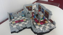 Heroica preview (cjedwards47) Tags: lego moc game wip stealth sneak