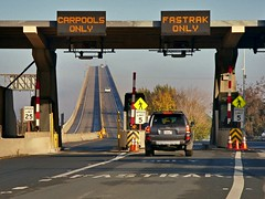 Antioch Bridge, December 4, 2015 (/\/\ichael Patric|{) Tags: bridge tollbooth tollplaza tollbridge morning twolane lighttraffic californiastateroute160 stateroute160 sr160 highway160 antiochbridge geotagged geo:lat=380138 geo:lon=1217516 antioch antiochcalifornia contracostacounty contracostacountycalifornia eastbay sacramento–sanjoaquinriverdelta northerncalifornia california westcoast michaelpatrick december2015 december 2015 address:postalcode=94509 address:city=antioch address:state=california address:country=unitedstatesofamerica address:continent=northamerica