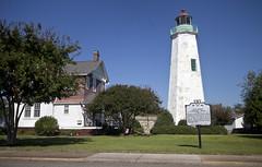Old Point Comfort Light   Hampton Virginia (watts_photos) Tags: old point comfort light hampton virginia lighthouse house