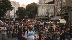 Brazil-protests-beginning-Olympics-28 (Josev Carrillo) Tags: brazil rio2016 olimpiadas juegosolimpicos 2016 riodejaneiro manifestacion protesta rally presidente micheltemer juegos exclusion jogos exclusao