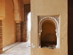 Málaga-Alcazaba (Eduardo OrtÍn) Tags: alcazaba málaga arquitectura