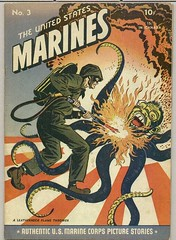 "comic us marines 1943 • <a style=""font-size:0.8em;"" href=""http://www.flickr.com/photos/81723459@N04/9199331222/"" target=""_blank"">View on Flickr</a>"