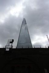 The Shard (pavlinajane) Tags: london architecture shard