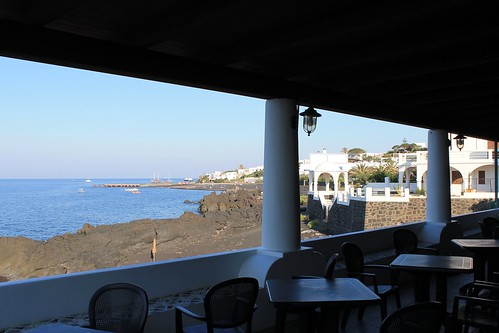 Visiting Stromboli