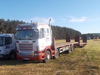 DSCN4008. AB53 JMS Scania JMS Equipment Ltd  Turriff