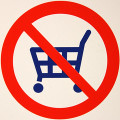 No shopping trolleys - Hold baskets firmly (Leo Reynolds) Tags: sign canon eos 50mm iso400 f45 7d squaredcircle signsafety signno hpexif 0017sec signcirclebar xleol30x sqset094 xxx2013xxx